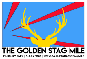 Golden Stag Mile 2018 – Final instructions and start lists
